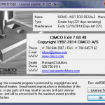 How to Install your CIMCO License Key