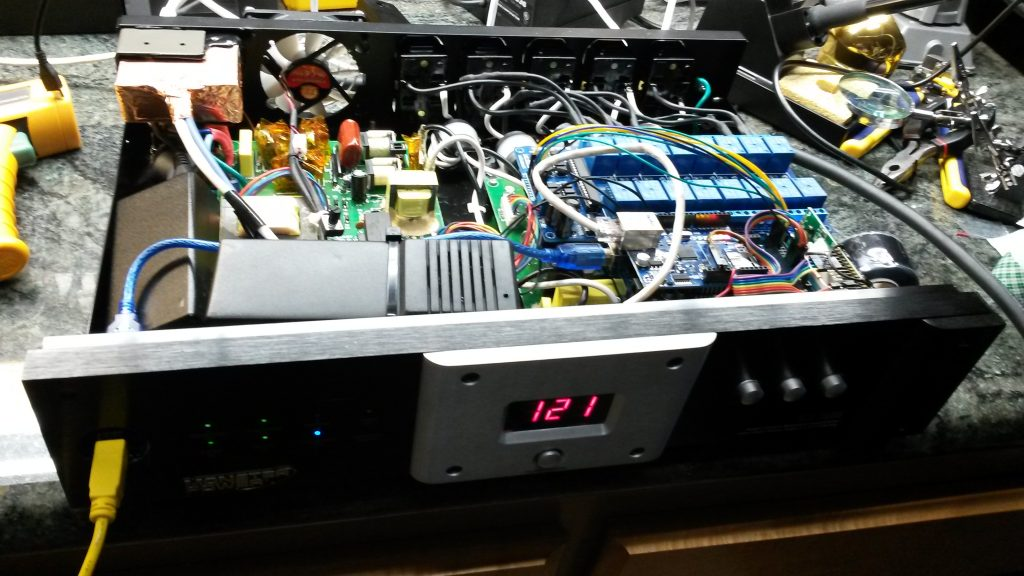 One of Joe's Arduino Projects