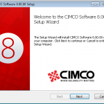 Getting Started with CIMCO Software Manager