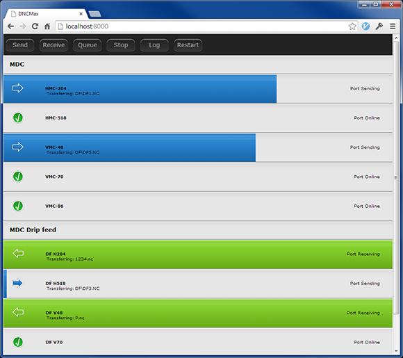 CIMCO DNC Max Web Client - Windows