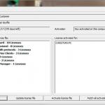 CIMCO License File Management