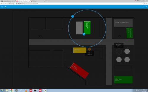 Editing a machine in CIMCO MDC-Max Shop Floor Screens