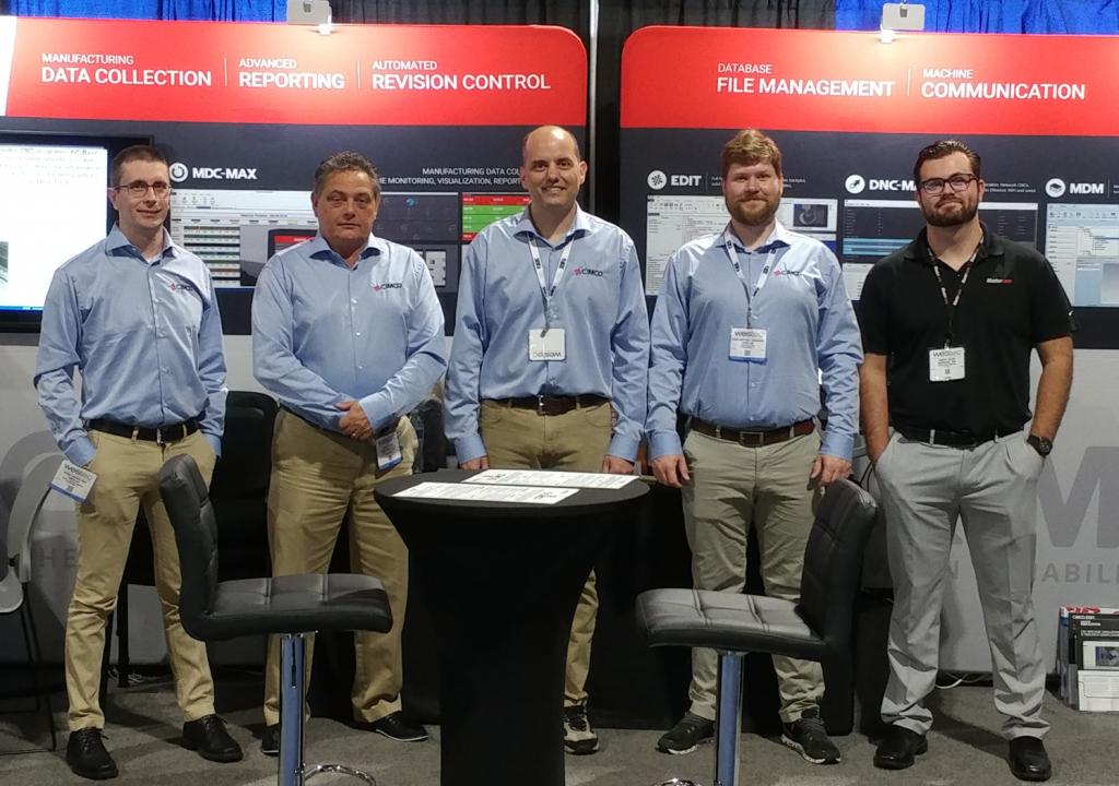 Crew at Westec 2019