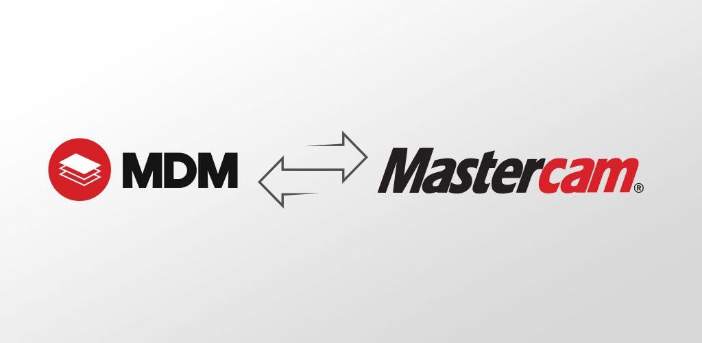 CIMCO MDM to Mastercam Integration